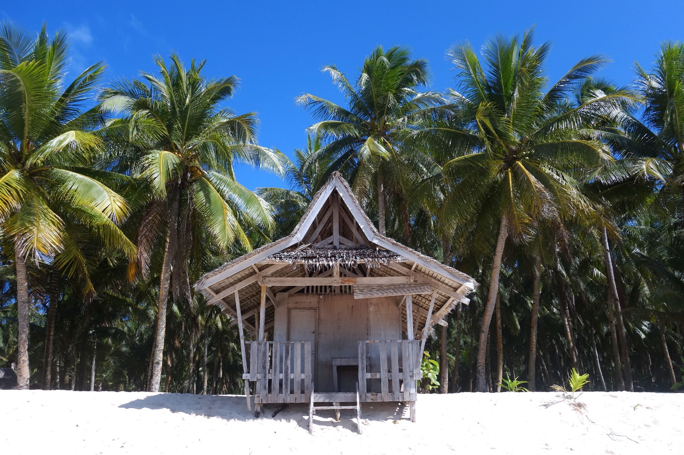 Island hopping in Philippines